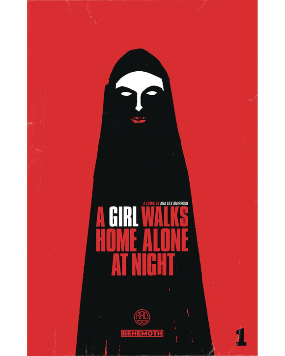 A GIRL WALKS HOME ALONE AT NIGHT #1 CVR A DEWEESE