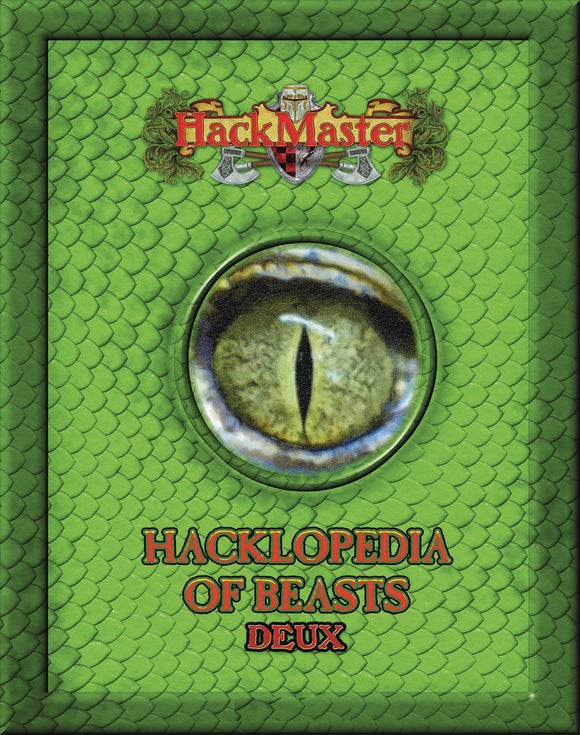 HACKLOPEDIA OF BEASTS DEUX BOOK 2 (C: 0-1-2)