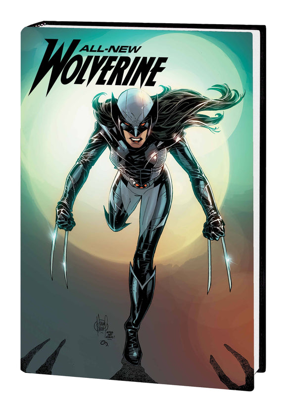 ALL-NEW WOLVERINE BY TOM TAYLOR OMNIBUS HC KUBERT DM VAR