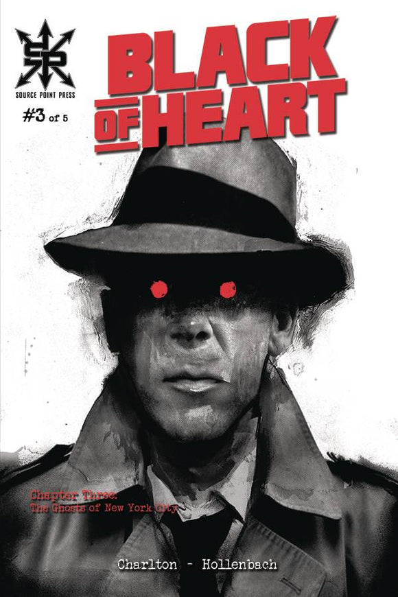 BLACK OF HEART #3 (OF 5) (MR)