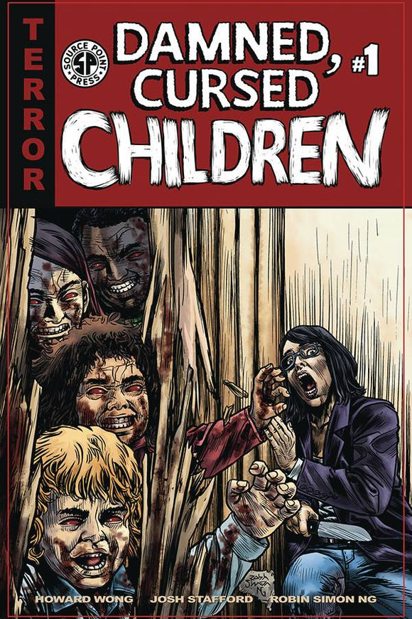 DAMNED CURSED CHILDREN #1 (OF 5) (MR)