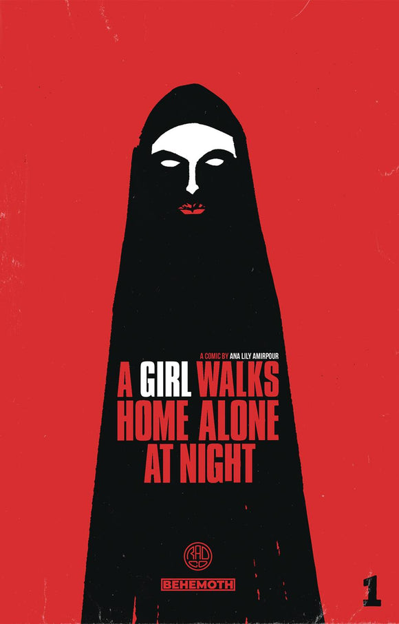 A GIRL WALKS HOME AT NIGHT TP VOL 01 (MR)