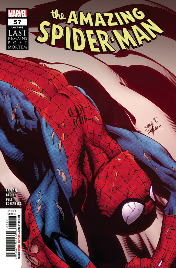 AMAZING SPIDER-MAN #57