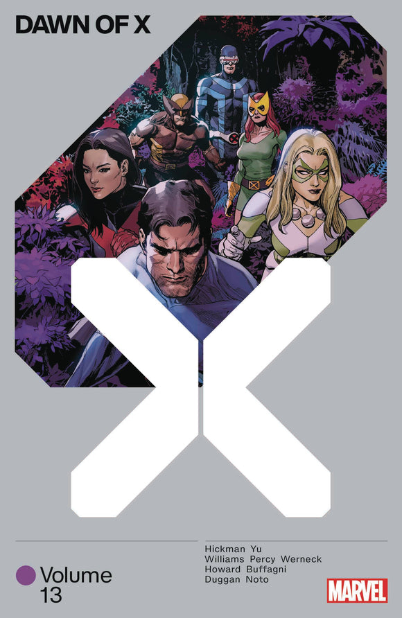 DAWN OF X TP VOL 13