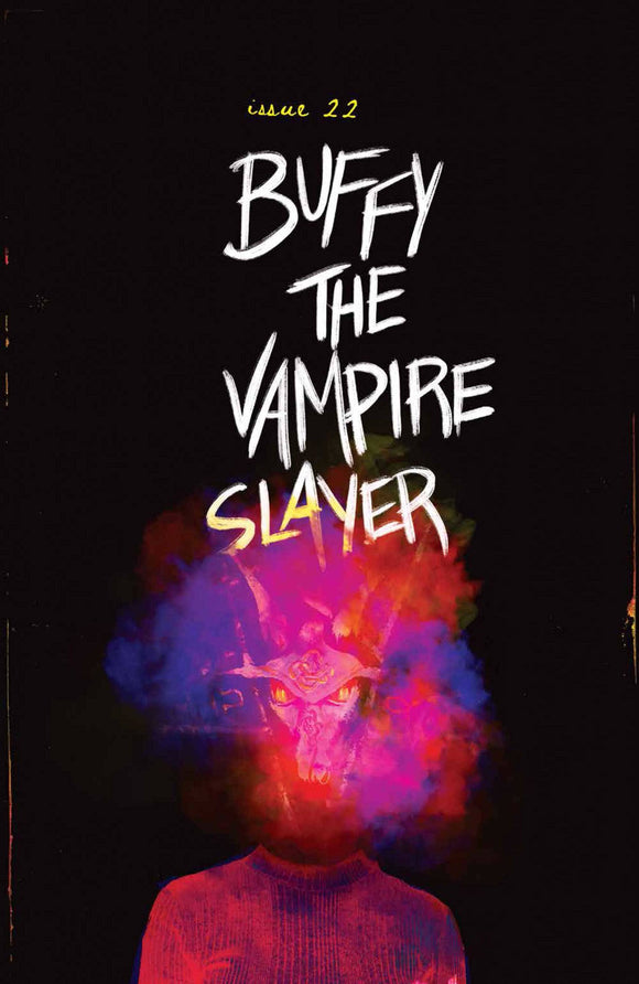 BUFFY THE VAMPIRE SLAYER #22 BECCA CAREY FIRE VAR ED