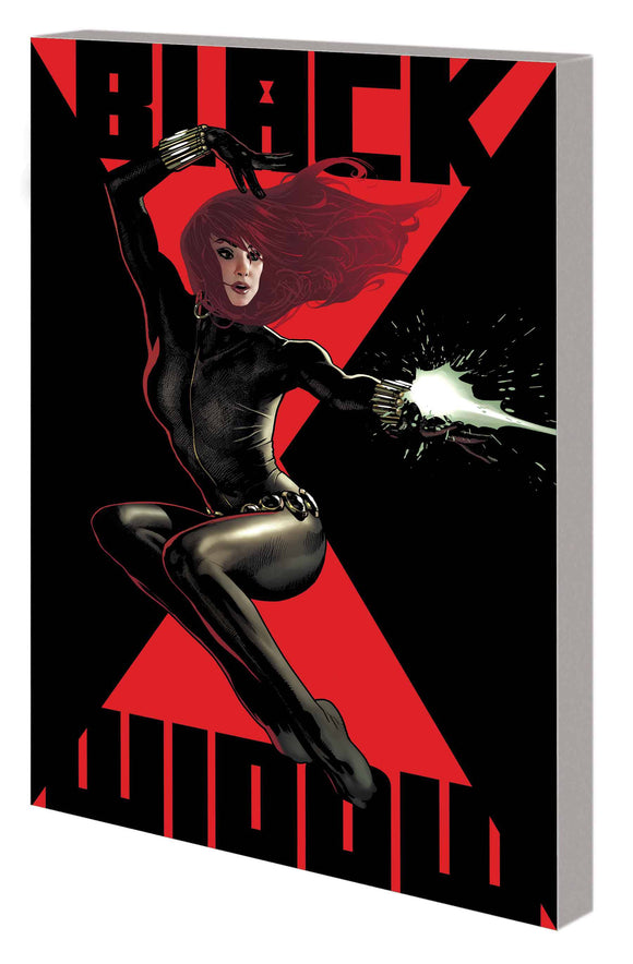 BLACK WIDOW BY KELLY THOMPSON TP VOL 01 TIES THAT BIND