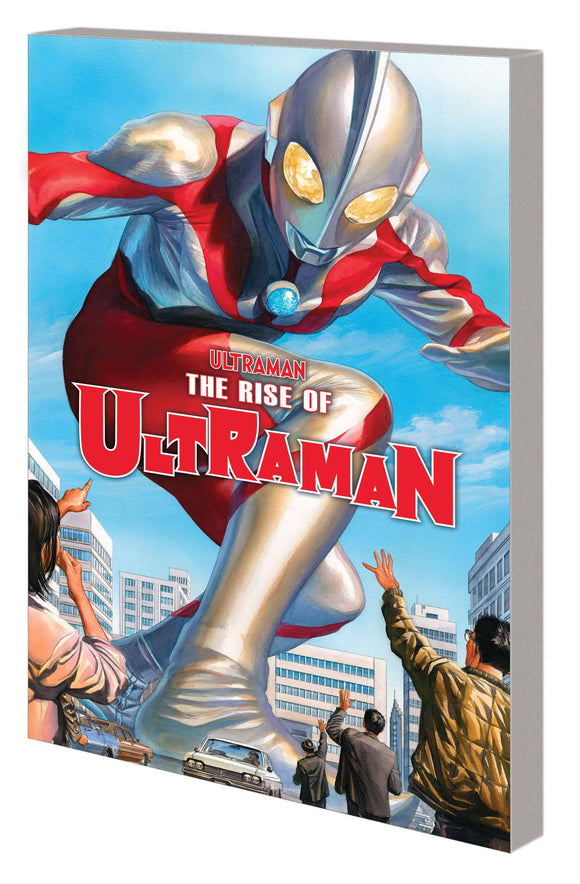 ULTRAMAN TP VOL 01 RISE OF ULTRAMAN