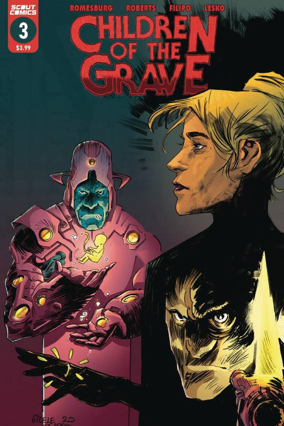 CHILDREN OF THE GRAVE #3