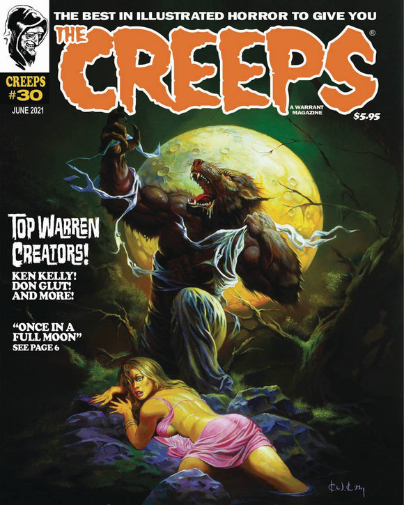 CREEPS #30 (MR)
