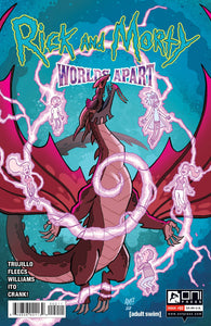 RICK AND MORTY WORLDS APART #2 CVR A FLEECS