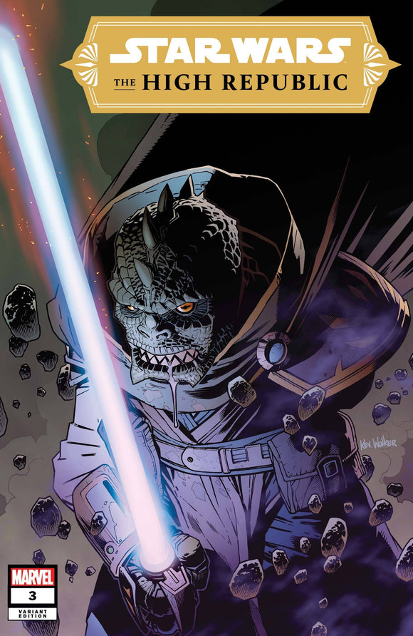 STAR WARS HIGH REPUBLIC #3 WALKER VAR