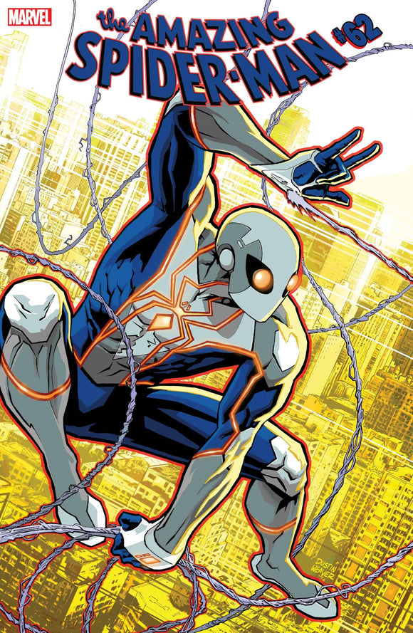 AMAZING SPIDER-MAN #62 WEAVER DESIGN VAR