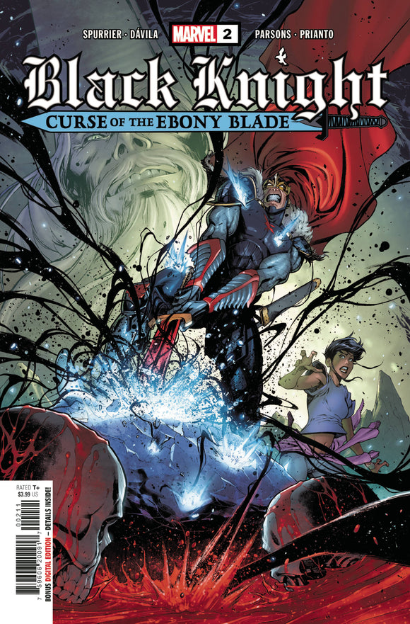 BLACK KNIGHT CURSE EBONY BLADE #2 (OF 5)