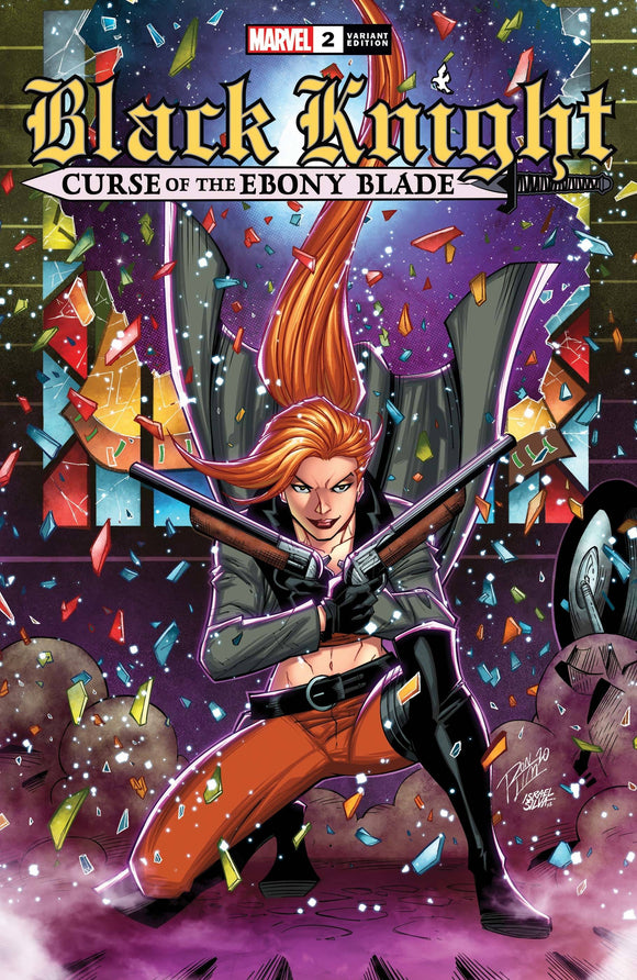 BLACK KNIGHT CURSE EBONY BLADE #2 (OF 5) RON LIM VAR
