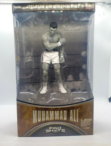 Muhammad Ali Upper Deck Pro Shots Figure. New in box