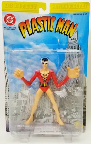 dc direct plastic man figure