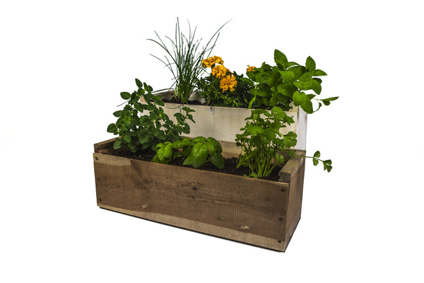 Herb Kit Planter Boxes