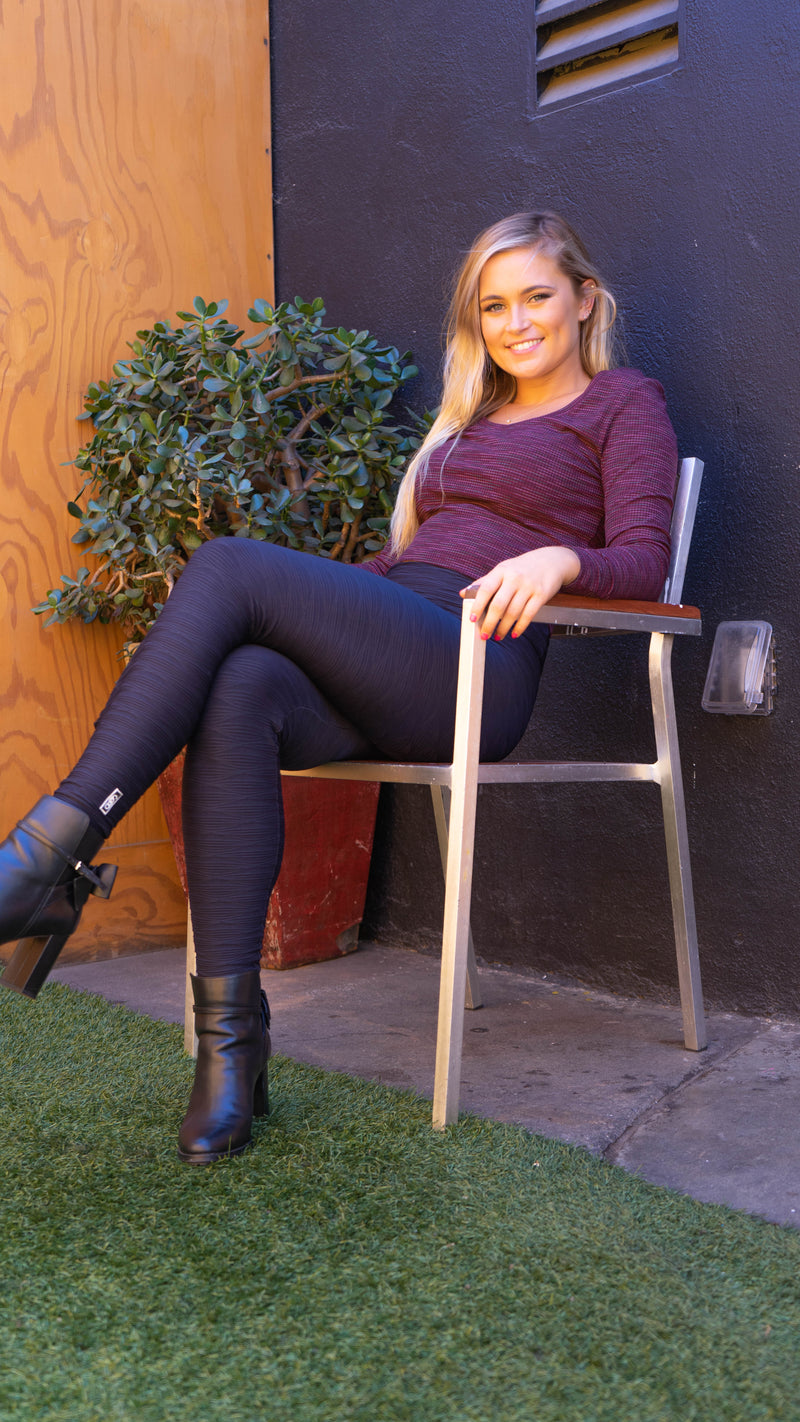Sage Legging - Black