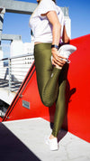 Mermaid Legging - Green