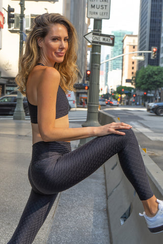 Hayes Mesh and Lycra Legging