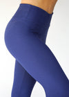 Monica Legging - Royal Blue-Leggings-coco on the go