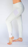 London Legging - Cream-Leggings-coco on the go