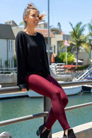 Mermaid Legging - Navy