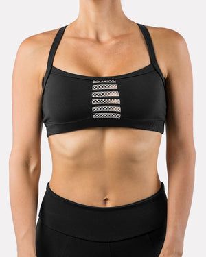 Brooke Bra-Sports Bra-coco on the go