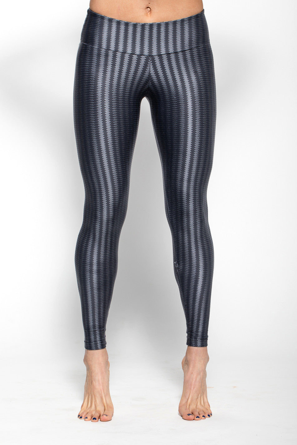 Mika Legging - Foxy Gray