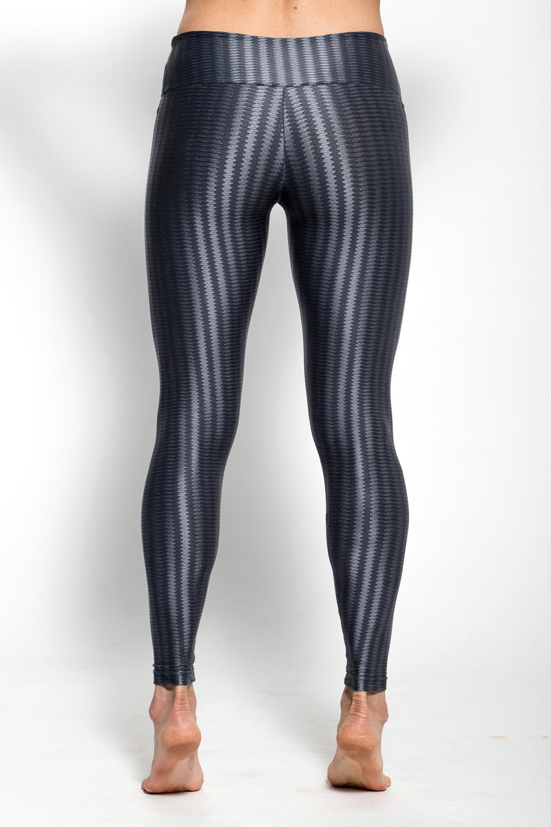 Mika Legging - Foxy Gray-Leggings-coco on the go