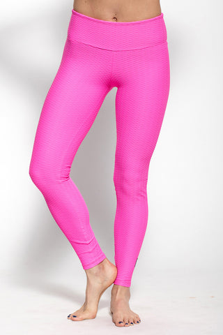 Mykonos Legging - Cranberry