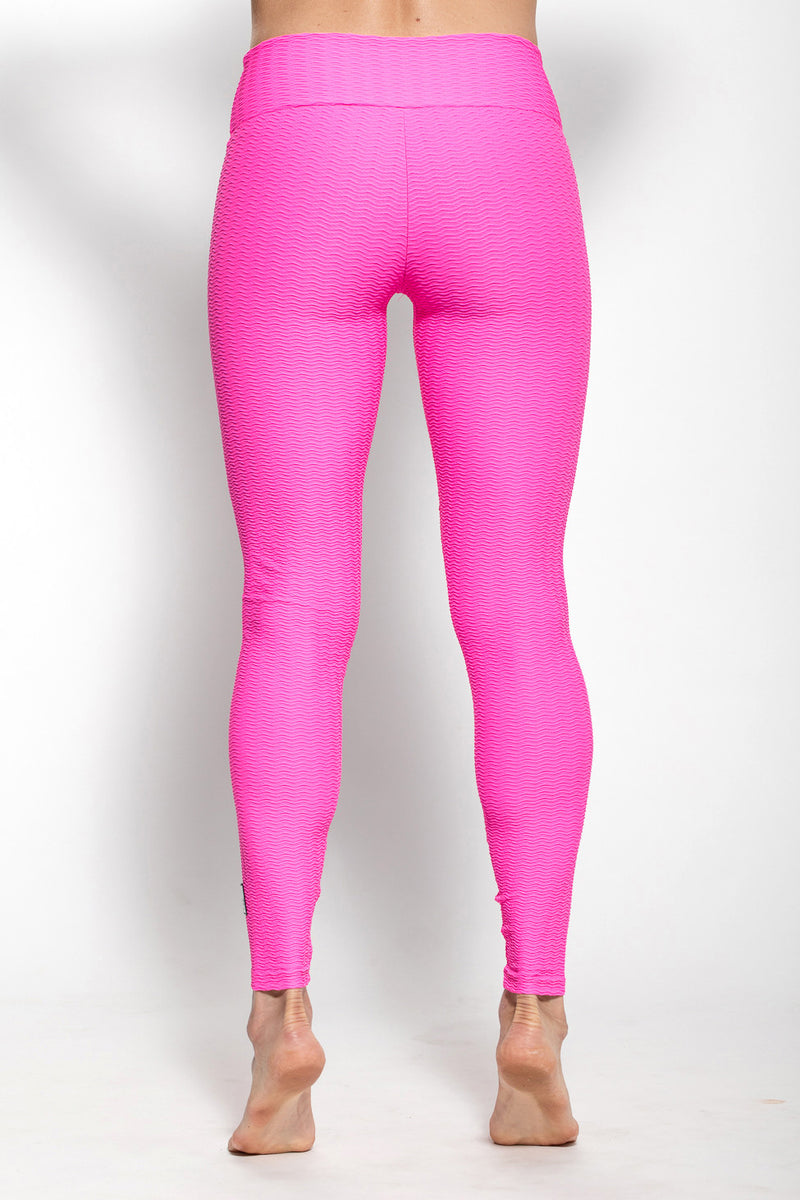 Rhea Legging - Pink-Leggings-coco on the go