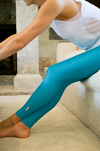 Mermaid Legging - Turquoise