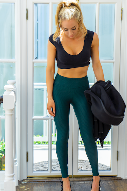 Lilly Legging - Green
