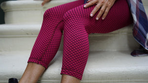 Haley Reversible - Cranberry
