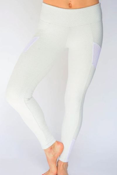 London Legging - Cream