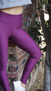 Mermaid Legging - Purple