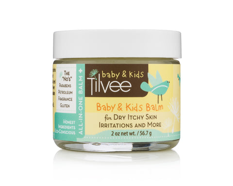Baby & Kids All-In-One Balm - For dry, itchy skin and irritations.