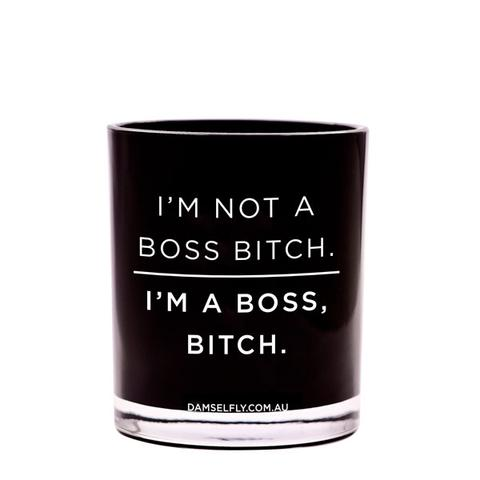 BOSS B*TCH - LRG CANDLE