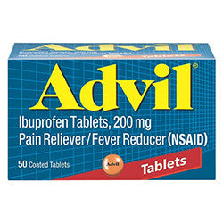 Advil (coated tablets)