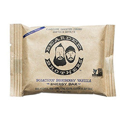 Bearded Brothers • Bodacious Blueberry Vanilla Energy Bar