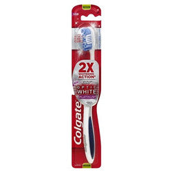 Colgate 2xWhitening Action Toothbrush-SOFT