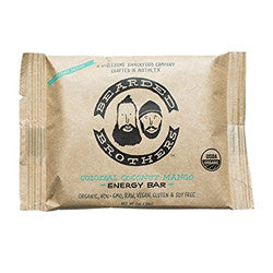 Bearded Brothers • Colossal Coconut Mango Energy Bar