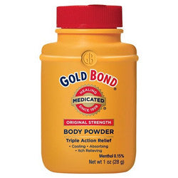 Gold Bond Medicated