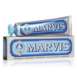 Marvis Toothpaste- Aquatic Mint 75 mL
