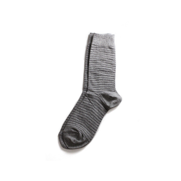 Richer Poorer Socks - Stargazer Heather - Mens