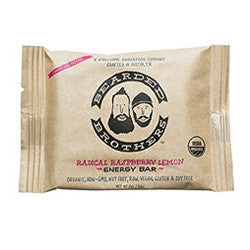 Bearded Brothers • Radical Raspberry Lemon Energy Bar