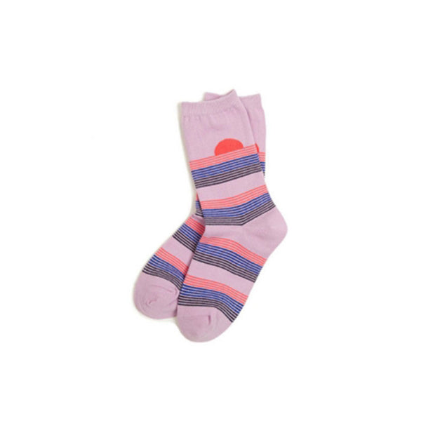 Richer Poorer Socks - Moonlight Lilac - Womens
