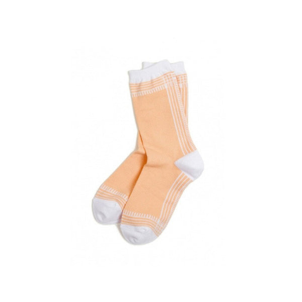 Richer Poorer Socks - Stella Peach - Womens