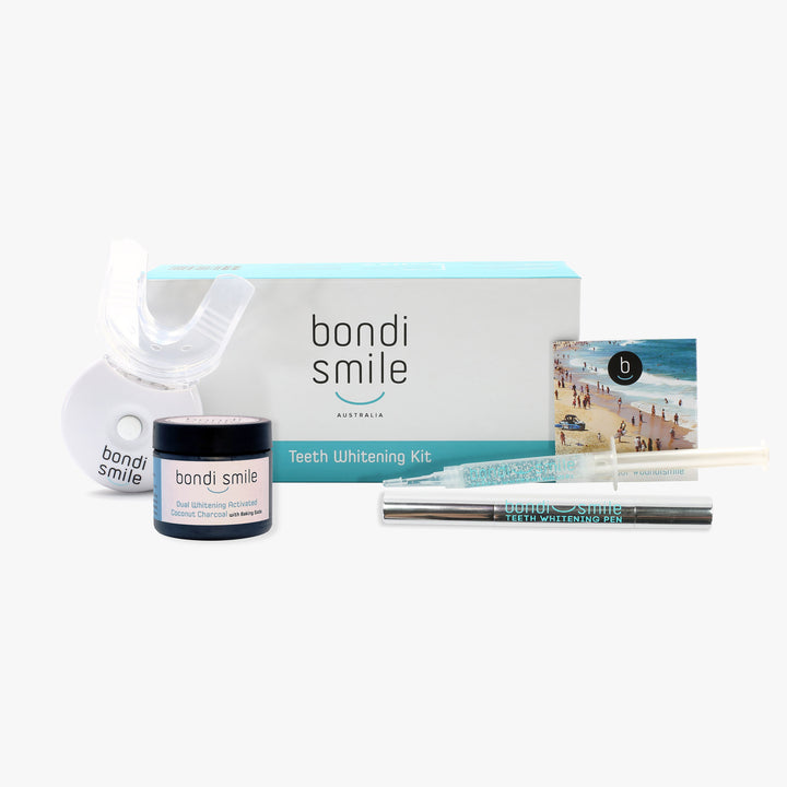 New Professional Teeth Whitening Bundle